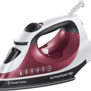 Russell Hobbs Auto Steam Pro Iron 2400 W – Model 18680
