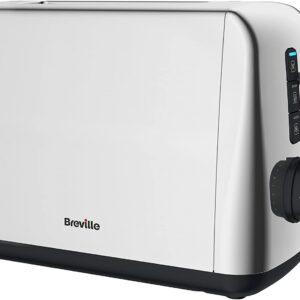 Breville VTT740 2 Slice Toaster – Steel
