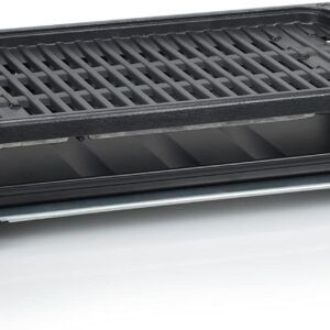 Tristar BP2825 Barbecue Grill with Cast Aluminium Plate – (UK 3 Pin Plug)