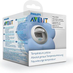 Philips Avent Baby Bath and Bedroom Thermometer – SCH550/20