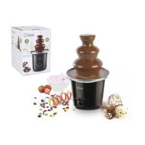 Chocolate fountain Kiwi KG-5806 90W – Black