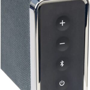 Acoustic Solutions Bluetooth Wireless Speakers – Black