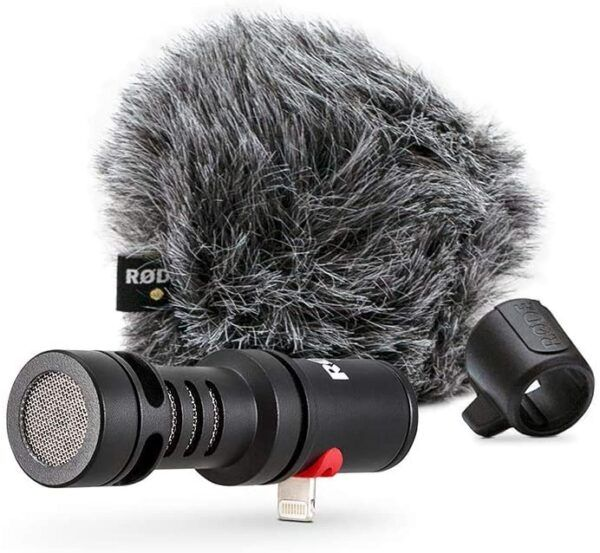 RØDE VideoMic Me-L Directional Microphone for Apple devices