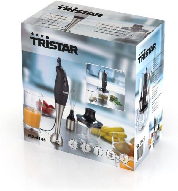 Tristar MX-4146 Hand Blender and Chopper