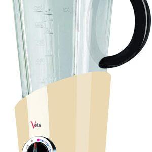 Bugatti Vela Food Blender, 1.5 Litre, 400 Watt