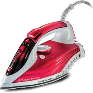Russell Hobbs 23991-56 Supreme Steam Ultra, 2600 W – Pink