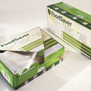 Food Saver FSB3201 Bags for Vacuum Sealers