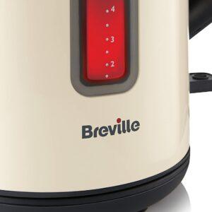 Breville VKJ899 Colour Collection Jug Kettle 1.7 Litre – Cream