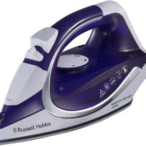 Russell Hobbs 23300 Freedom Cordless Iron, 2400 W – Purple