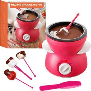 Global Gizmos 50980 Chocolate Melting Pot