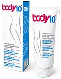 Body10 Anti Cellulite Cream 200ml