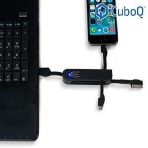 CuboQ Multi USB Cable