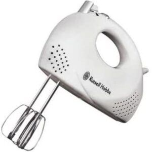 Russell Hobbs Essentials Hand Mixer – White
