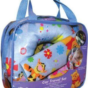Winnie The Pooh Car Travel Set