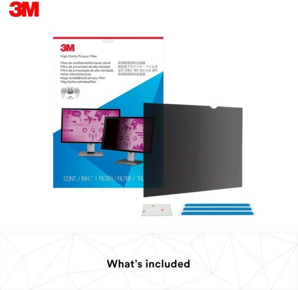 UnityJ UK 3M Filters High Clarity Privacy1 52