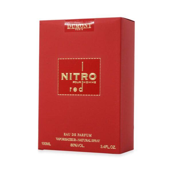 UnityJ UK Beauty Dumont Nitro Red Eau De Parfum 08