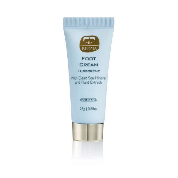 UnityJ UK Beauty Kedma Foot Cream 25g 01
