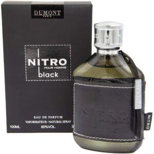 UnityJ UK Beauty Nitro Black Pour Homme Eau De Parfum 100ml3 15