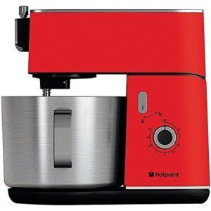 Hotpoint HD Line KM040AR0 Kitchen Machine – Red